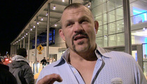 Chuck Liddell -- Don't Fret Mama Rousey ... I'LL TRAIN RONDA!!! (VIDEO)