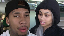 Tyga -- Blac Chyna's a Sketchy Parent ... And Drug Arrest Proves It