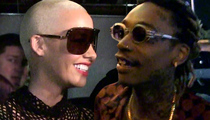 Amber Rose & Wiz Khalifa We're Not Banging, We're BFFs!