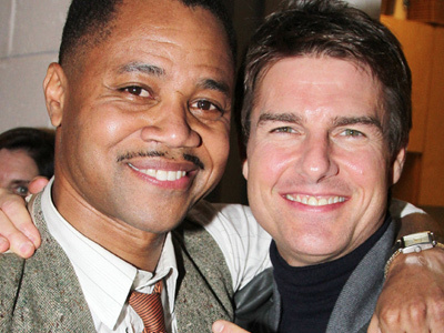 Cuba Gooding Jr. Just Revealed Something Pretty SHOCKING About Tom Cruise