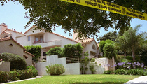 Nicole Brown Simpson Murder Home Swarmed by Looky-Loos