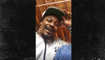 Marshawn Lynch -- My First Periscope ... Drops 'Deez Nutz' Joke