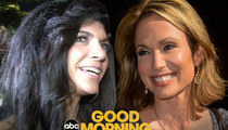 Amy Robach Scored Teresa Giudice Sit Down Over GMA's Big Dogs ... Sorry, Robin & George