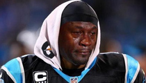 Michael Jordan -- I'm Cool w/ Crying Face Meme ... However ...
