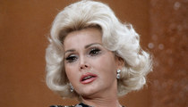 Zsa Zsa Gabor -- Rushed To ER After 99th Birthday