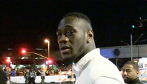 Deontay Wilder -- I'm Going To 'Baptize' Tyson Fury ... With My Fists!!