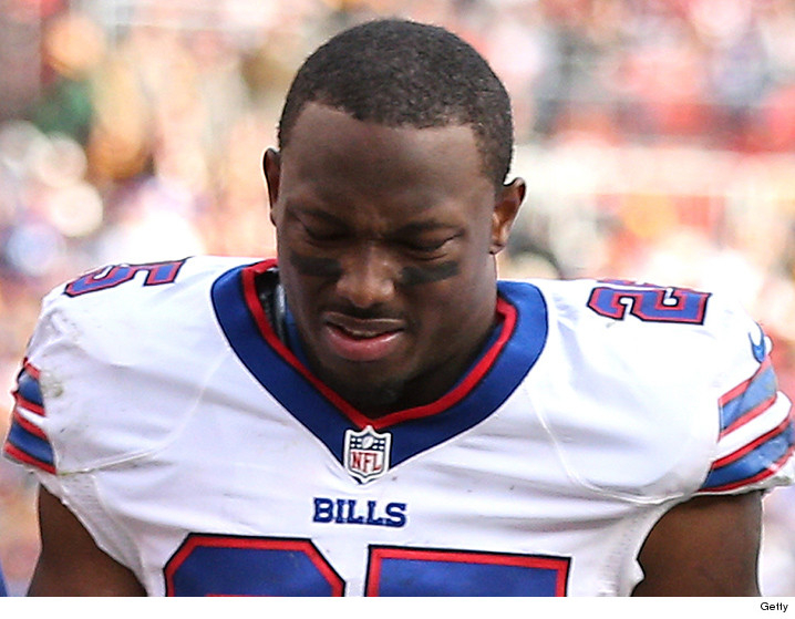 LeSean McCoy Reportedly Attacks Off-Duty Cops in Philly