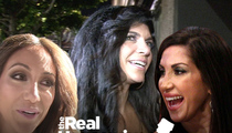 Teresa Giudice -- I'm Coming Back To 'RHONJ' ... But 3 Others Aren't