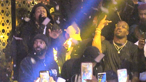 Von Miller -- Victory Party with Lil Wayne ... Let's Dance, Bitches!