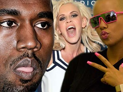 You're Not Gonna BELIEVE the Story Jenny McCarthy Has About Amber's Fingers and Kanye's ...