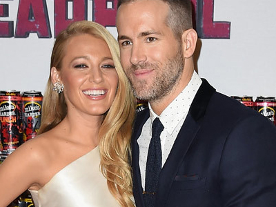 Blake Lively Joins Ryan on Red Carpet for First Time Since Baby -- She's SOOOO Skinny!