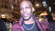DMX Rushed to the Hospital