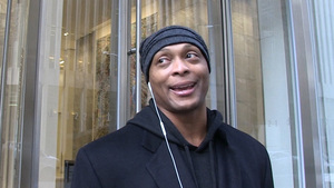 Eddie George -- OJ Simpson Had Real Talent ... Before, You Know ...