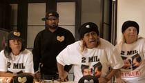 Ghostface Killah -- Martin Shkreli 'Bout to Catch a Big Mama Ass Whoopin'! (VIDEO)