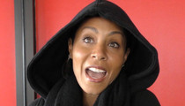 Jada Pinkett Smith -- Hey Academy ... Black People Don't Automatically Vote Black (VIDEO)