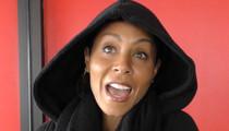 Jada Pinkett Smith -- Hey Academy ... Black People Don't Automatically Vote Black (VIDEO)