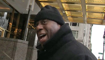 Magic Johnson -- I Like Trump's Hotels ... BUT I'M STILL TEAM HILLARY (VIDEO)
