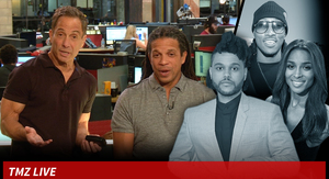 TMZ Live: Future vs. Ciara: The War is On!