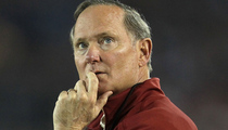 USC's Pat Haden -- Collapses On Campus ... Hospitalized