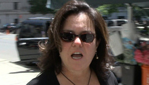 Rosie O'Donnell -- Infuriates Autism Group ... She's 'A Piece Of Dog S***'