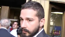 Shia LaBeouf -- Family Fight in Court ... He's Trying to Take My Home
