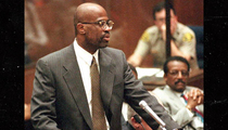 Christopher Darden Wins Restraining Order Against Baby Mama