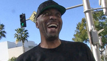John Salley -- Give Rodman a Chance ... He'd Be a Great NBA Coach!