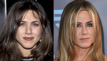 Jennifer Aniston -- Good Genes Or Good Docs?