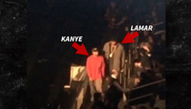 Kanye to Lamar Odom -- Let Me Show You Your Seat!!!