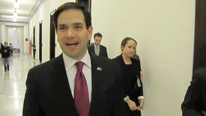 Marco Rubio -- Praises Cam Newton ... He'll Learn from Super Bowl