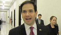 Marco Rubio -- Praises Cam Newton ... He'll Learn from Super Bowl (Video)