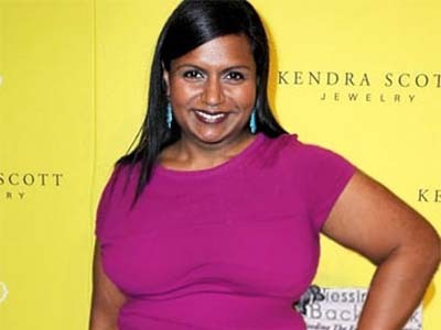 WOW! Mindy Kaling Lost Some SERIOUS Weight ... Girl is Looking AMAZING!