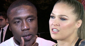 Andre Berto -- Yup, Rousey Needs A New Trainer…