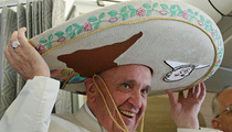 Pope Francis -- Manana, Cuba ... I'm Going to Mexico!
