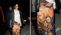 Rihanna -- Dressing For A Galaxy Far, Far Away (PHOTO)