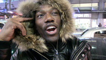 Terrell Owens -- Ochocinco's My Boy ... But That Urine Thing Is Weird