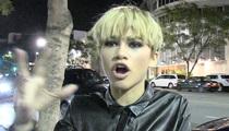 Zendaya -- Chris Brown Made Me Do Better (VIDEO)