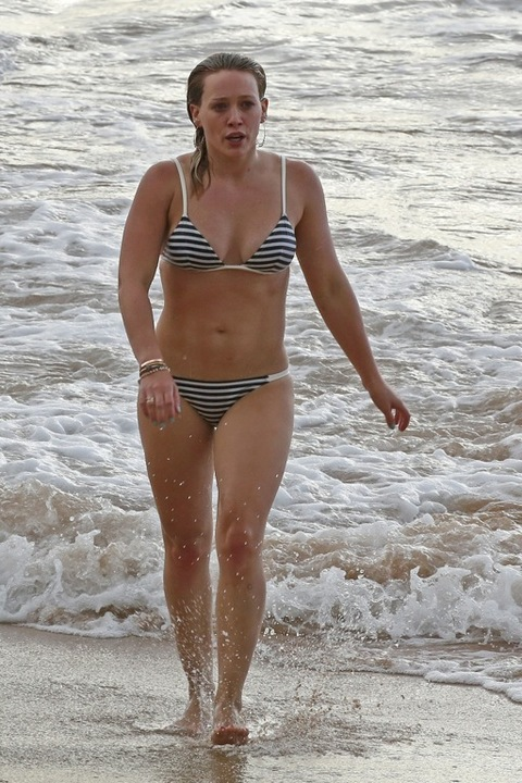 young hillary duff porn