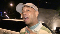 Russell Simmons -- Regarding Oscars ... I Don't Want the White Guys to Die!!!