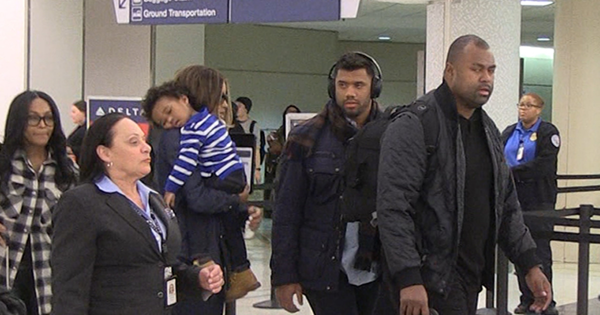 Russell wilson parents