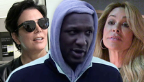 Lamar Odom -- I Have Designs on Kris Jenner and Faye Resnick