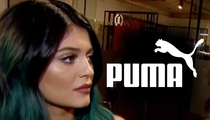 PUMA -- Stick It, Kanye ... We Signed Kylie!!!