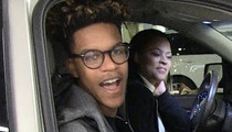 Shareef O'Neal -- Sorry LSU Fans ... No Chance I Go There (VIDEO)