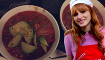 Cooking With Bella Thorne Today's Recipe: Tortilla Soup