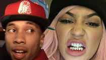 Kylie Jenner -- I Got Grilled Good By Tyga