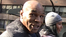 Mike Tyson -- Leo Deserves An Oscar ... 'The Revenant' Was Amazing (VIDEO)