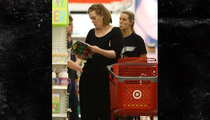 Adele -- Color Me Just Another Target Shopper (PHOTO)