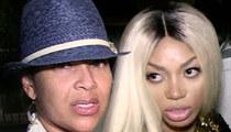LisaRaye McCoy -- Sued Over 'Whitenicious' Jab