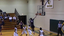 Caron Butler's Son -- Ballin' Like My Daddy ... Scores 41 in HS Game