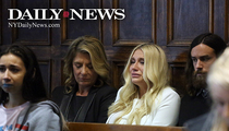 Kesha -- Sob Face Comes Out After Judge's Decision (PHOTO)